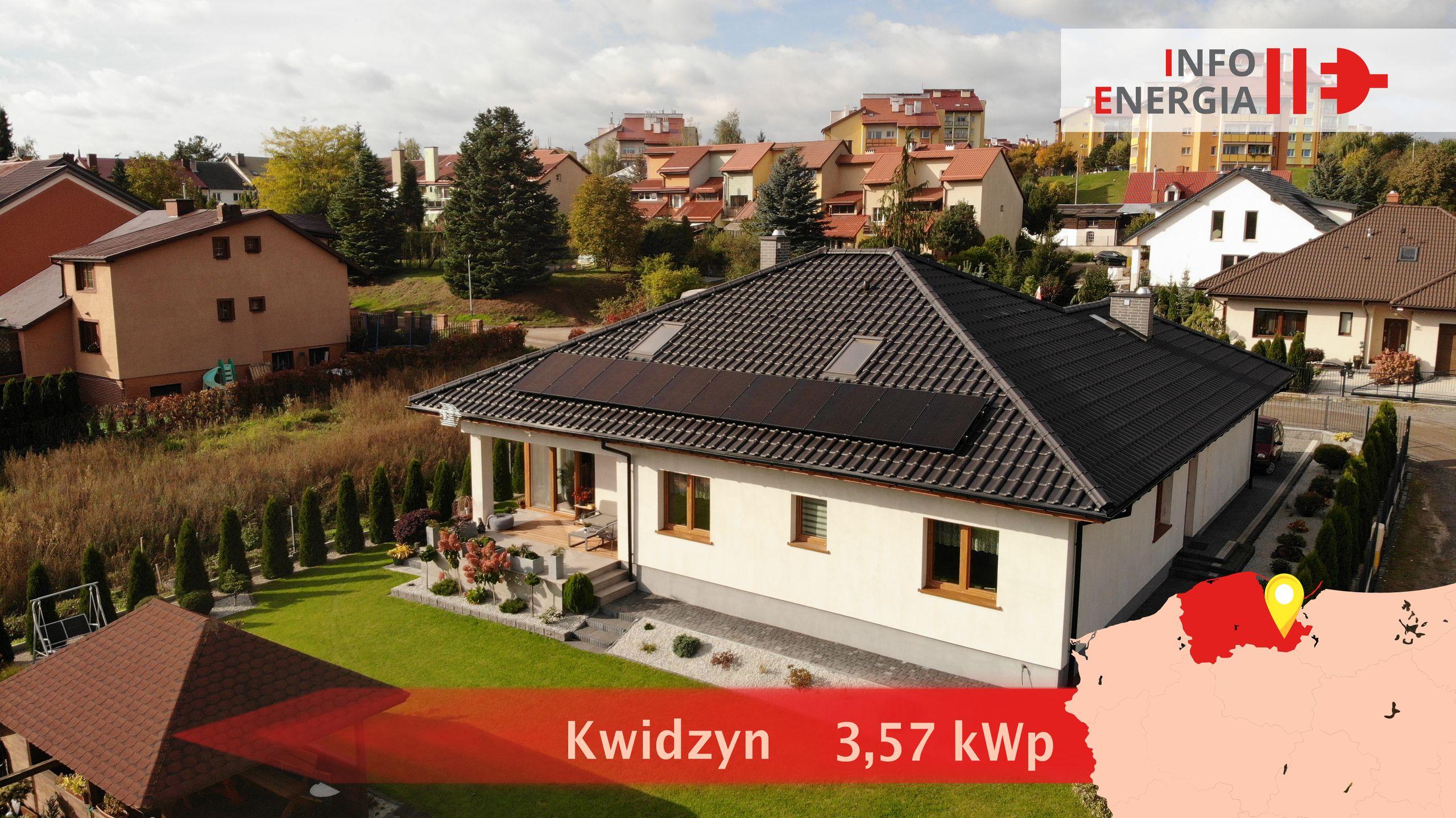 Fotowoltaika Kwidzyn. Instalacje fotowoltaiczne Kwidzyn i pompy ciepła. Dofinansowanie 2021