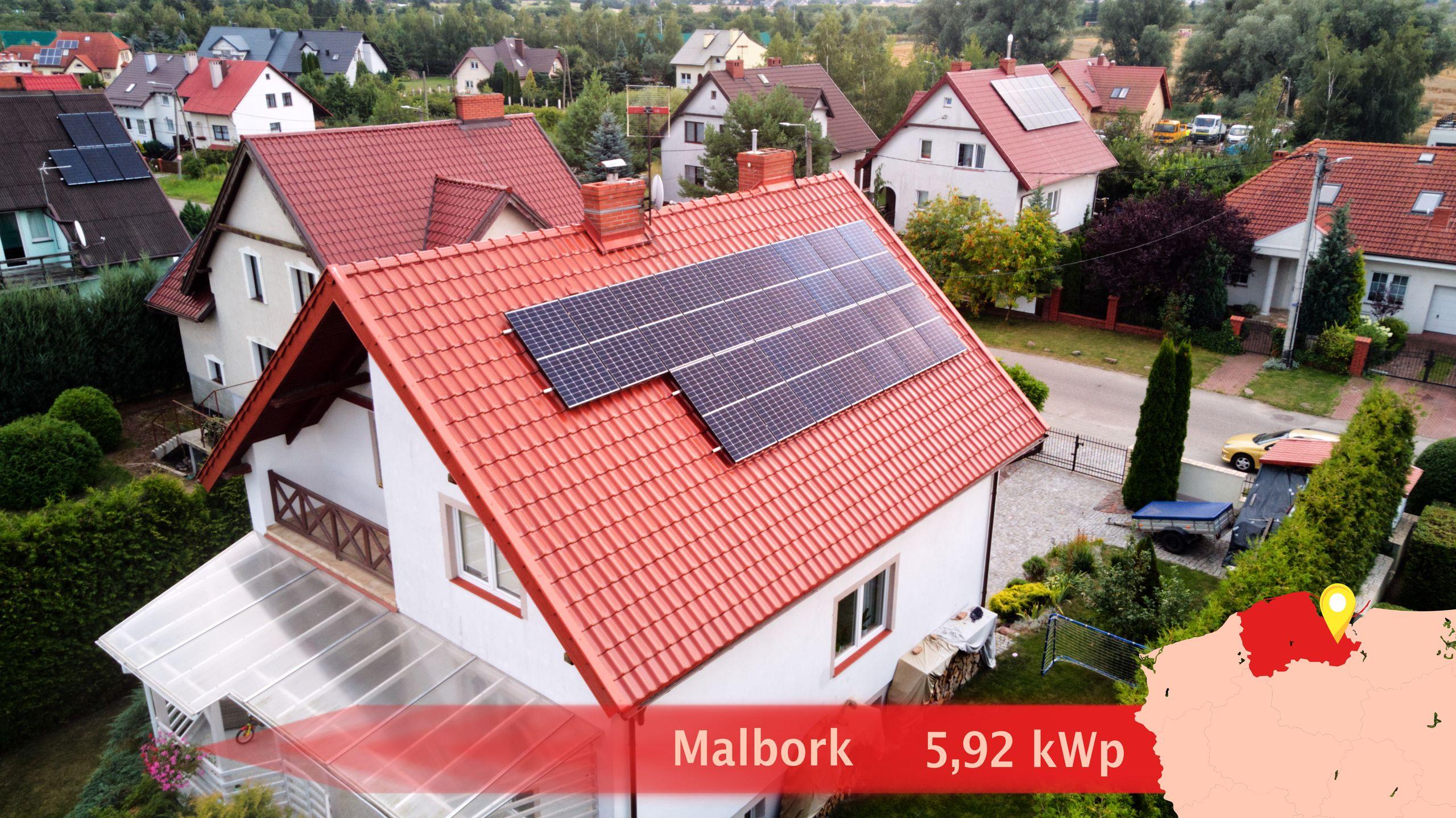 Fotowoltaika Malbork. Instalacje fotowoltaiczne Malbork. Dofinansowanie 2021
