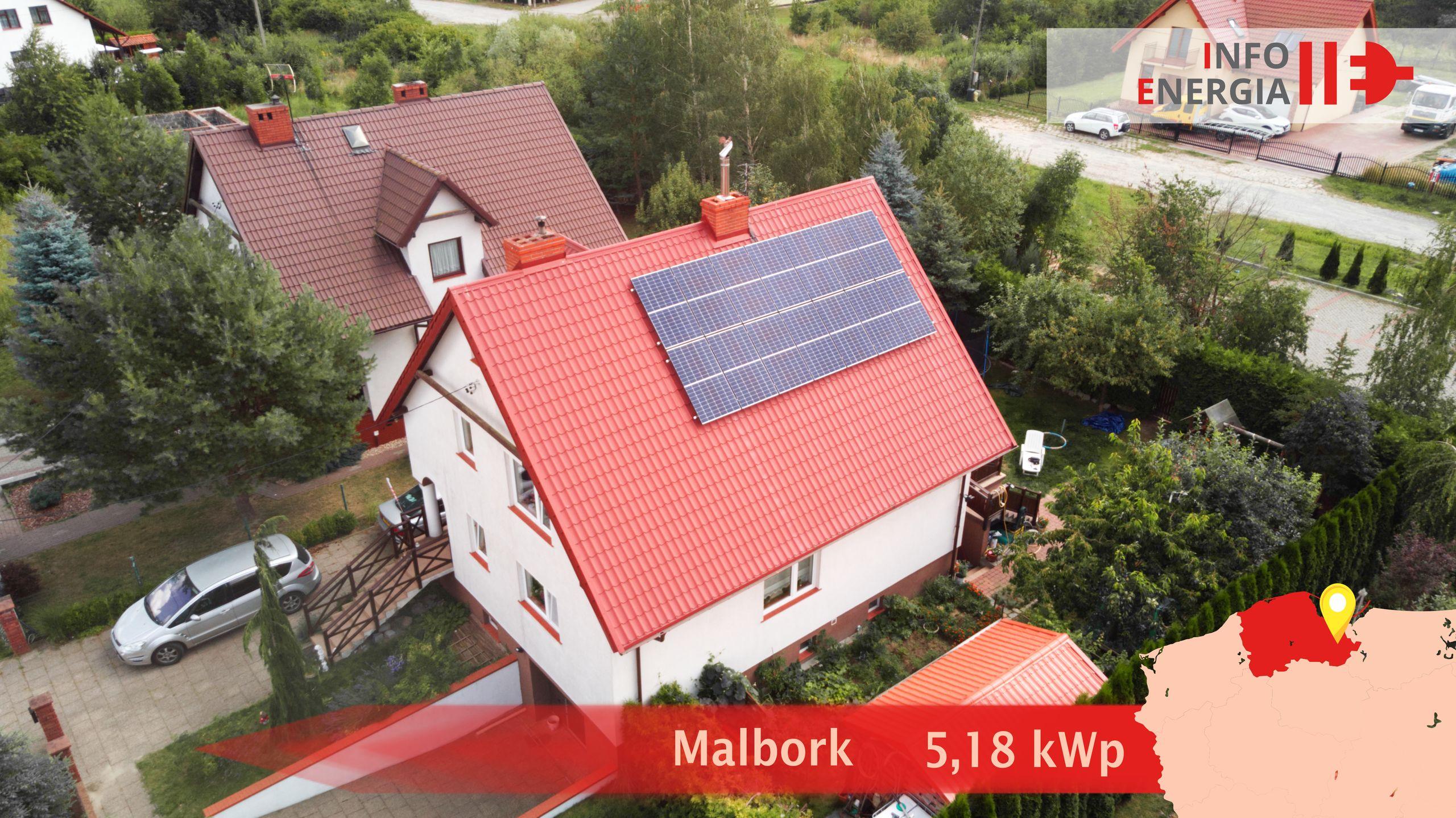 Fotowoltaika Malbork. Instalacje fotowoltaiczne Malbork, Kwidzyn, Sztum. Pompy ciepła Malbork