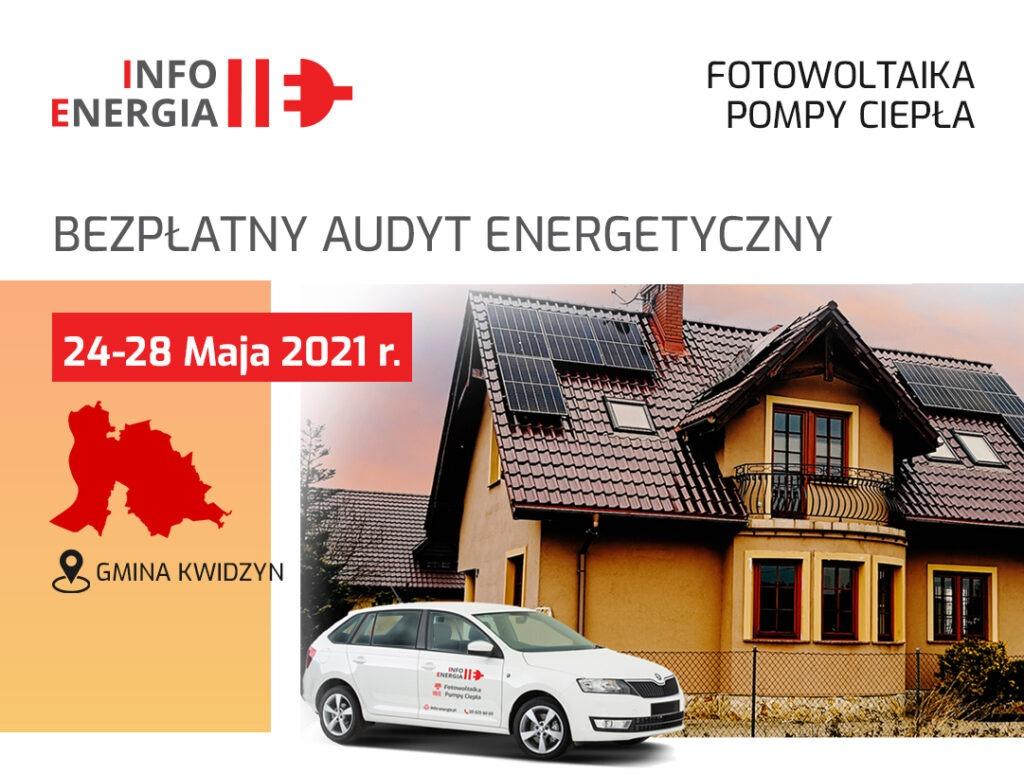 Gmina Kwidzyn. Pompy ciepła i fotowoltaika na raty z dofinansowaniem. powiat kwidzyński