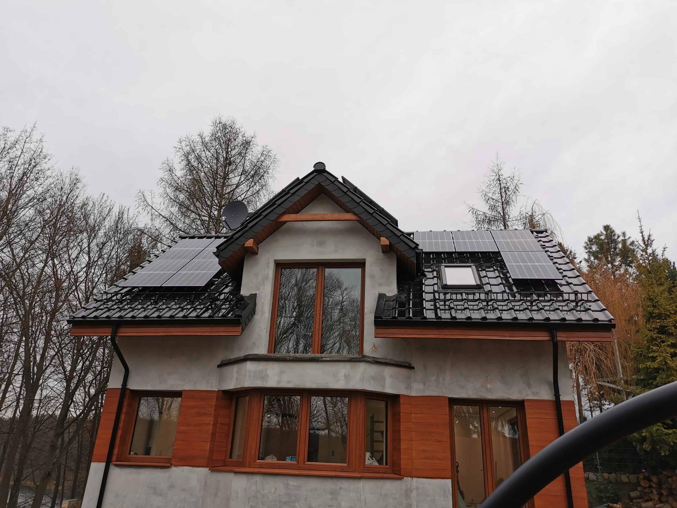 Pompa ciepła zimą Kwidzyn. Fotowoltaika i pompy ciepła Haier, Stiebel Eltron