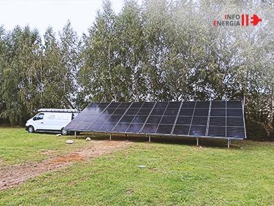 Fotowoltaika na gruncie Kwidzyn, pompy ciepła w Kwidzynie. Firma instalacyjna info energia. Serwis, montaż, dofinansowanie