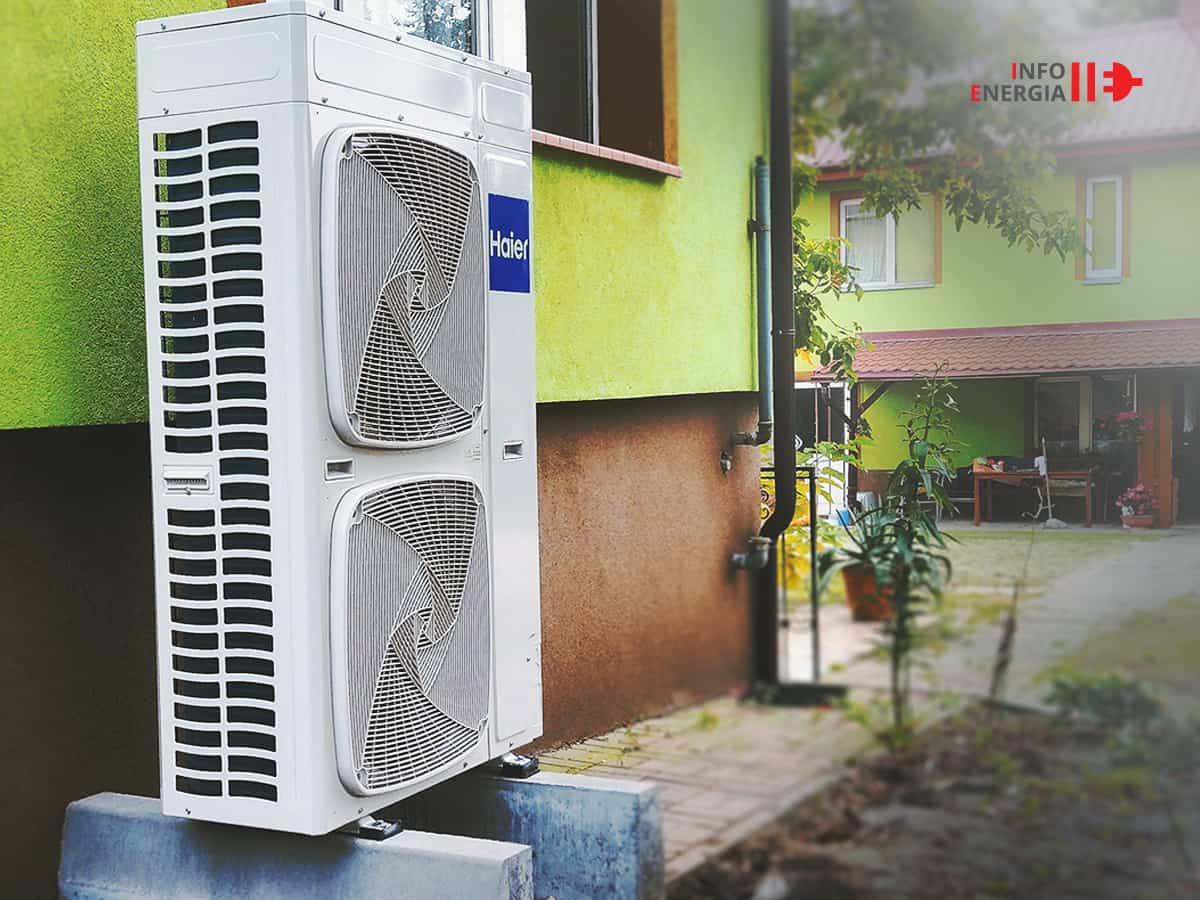 Pompa Ciepła Haier 16 kW